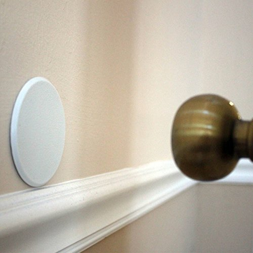 wall protection from door knobs ... & Wall Protection from Door Knobs - Allthingsdoors.com pezcame.com